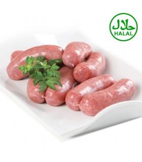 Salchichas de Pollo - Halal - Bandeja 2,5 kg - Payan