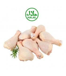 Chicken drumsticks - Halal - Tray 1.1 kg +/-Payan