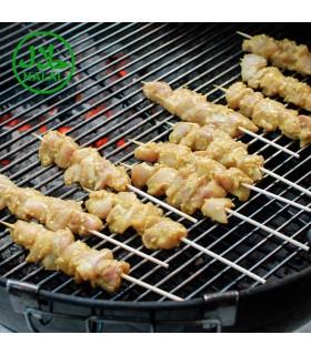 Skewers of chicken Alinados - Halal - tray 2 kg - 15 PCs - Payan