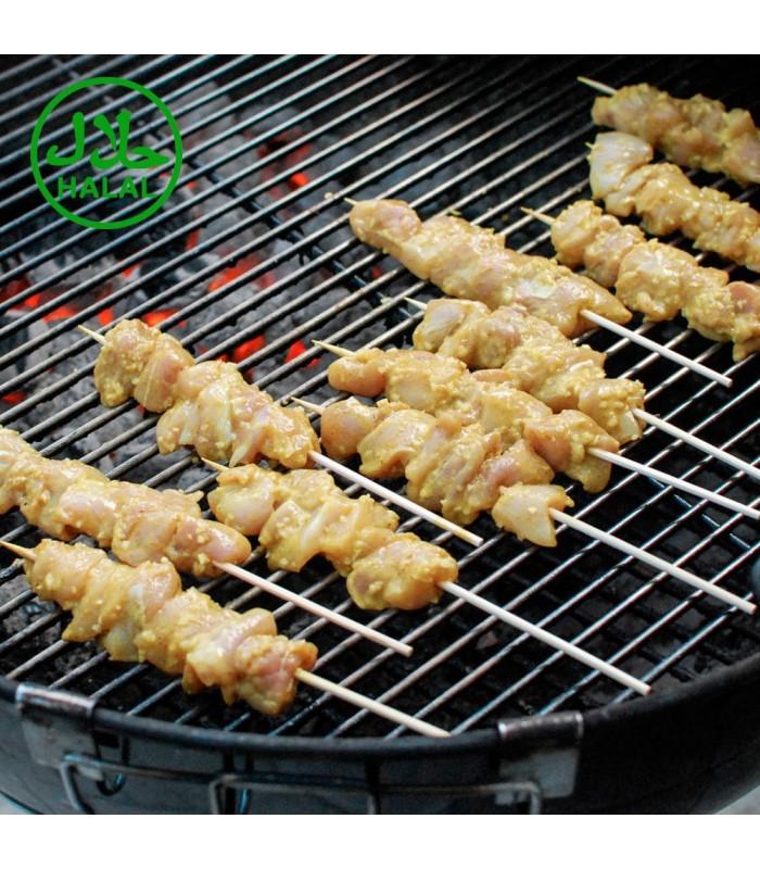 Cuartos Traseros Pollo - Halal - Bandeja 1,5 kg +/- Payan