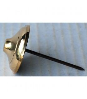 Clavo Dorado Bronce - 4 cm