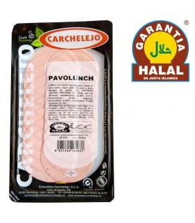 Pavolunch 100 gr - Gourmet - Halal - Carchalejo