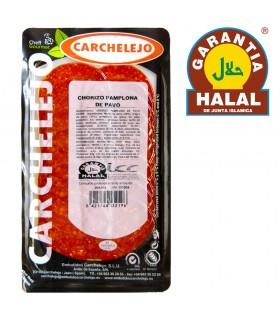 Salame Extra Turquia 80 gr - Gourmet - Halal - Carchalejo