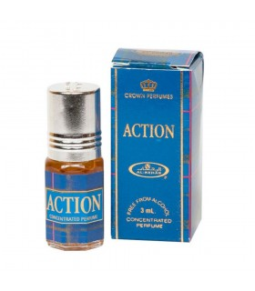 Perfume - ACTION- Sin Alcohol - 3 ml