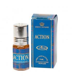 Perfume - ACTION- Sin Alcohol - 3 ml