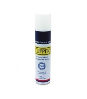 Gas recharge CLIPPER - PREMIUM Refinado-Mecheros - 300 ml