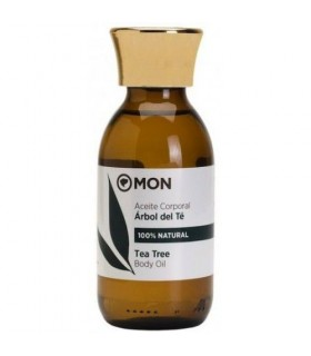Corpo-- MON - 100% Natural chá árvore petróleo - 125ml