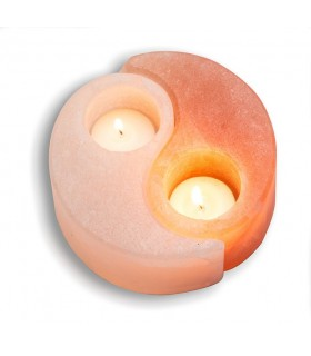 Candle holder Ying - Yang - De - Sal for 2 candles