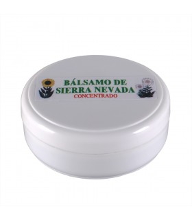 Concentrated Sierra Nevada balm - medicinal plants