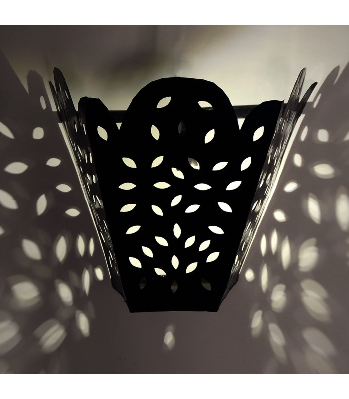 Iron wall depth - craftsman - design Arabic - Marrakesh