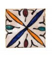 Al-Andalus - 5cm - several designs - handcrafted tile - model 26