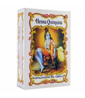 Fortificando o cabelo - Henna Cinchona - Radhe Shyam - 100g