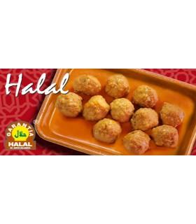 Albóndigas De Pollo - Garantía Halal - 415 g