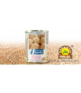 Frango almôndegas - garantia Halal - 415 g