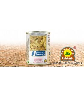 Pasta Con Vacuno - Garantía Halal - 415 g