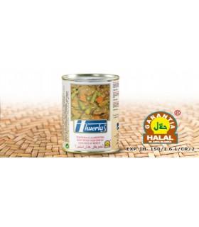 Boeuf A La Jardinera - garantie Halal - 415 g