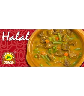 Rindfleisch A La Jardinera - garantiert Halal - 415 g