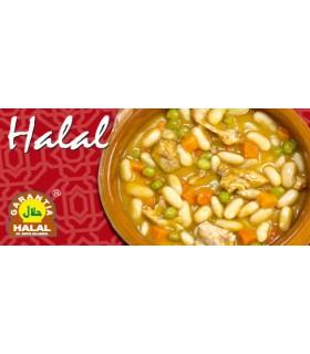 Gemüse-Eintopf mit Huhn - garantiert Halal - 415 g