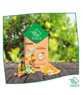 Gel douche nourrissant - paraben TAOUS - Azahar - Ph neutre - et la Argan huile 250 ml