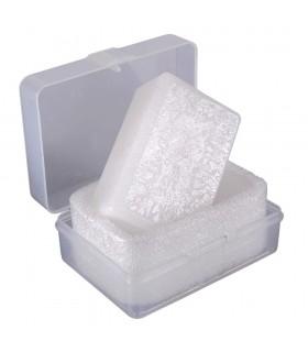 Aftershave Alumbre Cristal Rocha - Minerales Naturais