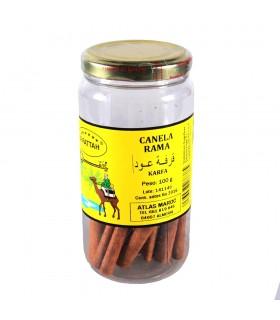 Cannella - spezie arabe - vaso 50 gr