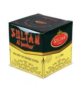 Chá Verde - Sultan - Qualidade Superior - Grão Extra - 100 gr