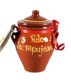 Mel da Alpujarra pote cerâmico 250 gr.