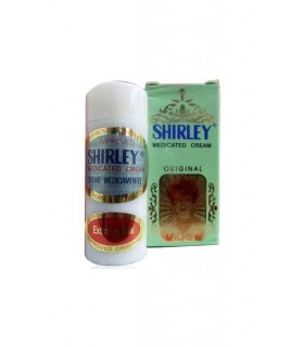 Facial Cream - Original - SHIRLEY - dermal cream - beauty - 10 g
