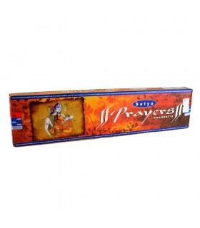 Incense Prayers Agarbatti  - SATYA - 25 gr