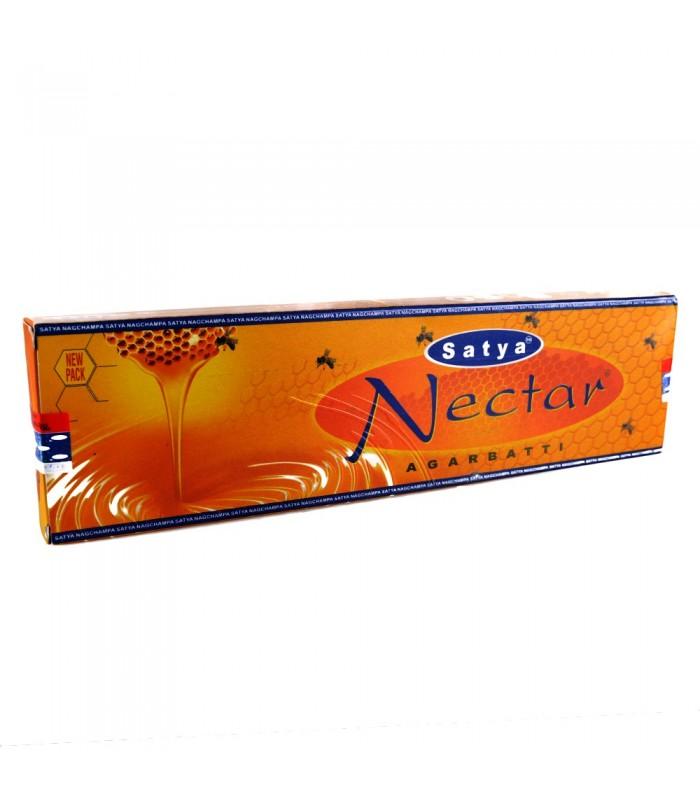 Incienso Nectar - Mezcla Floral - SATYA - Gran calidad - 45 gr
