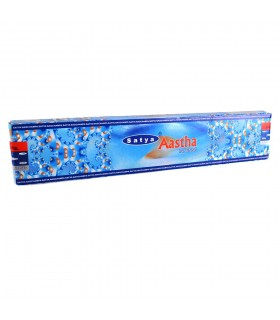 Aastha Incense (The Trust) - SATYA - inspires confidence - NEW