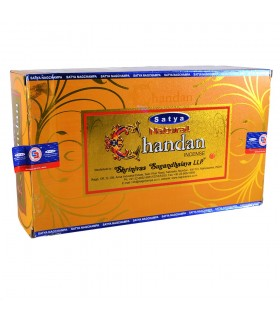 Incense - Chandan - Satya Natural - new range of smells - novelty
