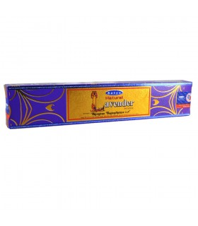 Incense - Lavender - Satya Natural - new range of smells - novelty