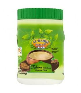 Crema de Tahini Al-Rabih - 100% Sésamo - 400 gr - Comida Oriental