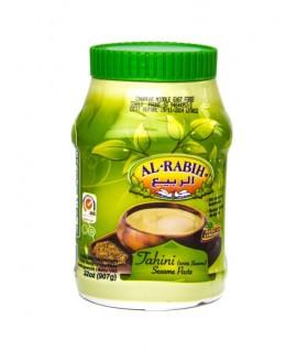 Tahine de Al - Rabih creme - 100% gergelim - 800 gr - Oriental comida