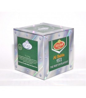 Green tea - Sultan to the Bay - Supreme quality - Extra grain - 200gr