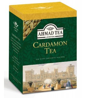 Té Negro Con Cardamomo - AHMAD TEA LONDON - 500 gr