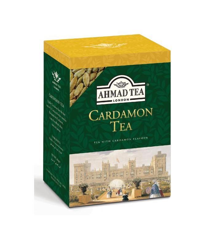 Tea Ceylon cardamom - AHMAD TEA LONDON - 500gr