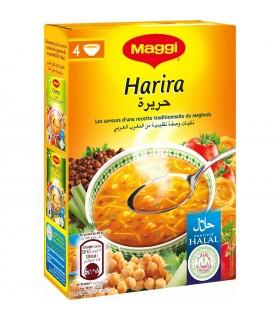 Sopa Instantánea - Harira Halal - Maggi - 4 Porciones - 110 g