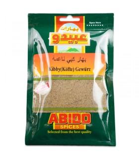 Especias - Kibbeh - Abido - Calidad Garantizada - 50 g
