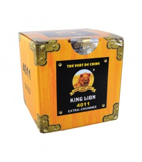 Tea green 4011 - King Lion - 200 gr - great quality