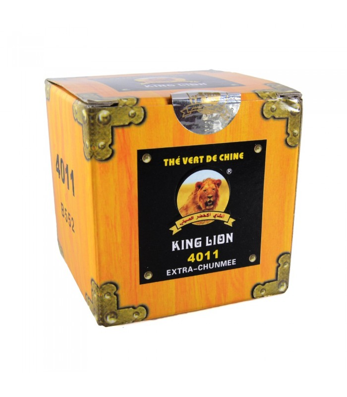 Té Verde 4011 - King Lion - 200 gr - Gran Calidad
