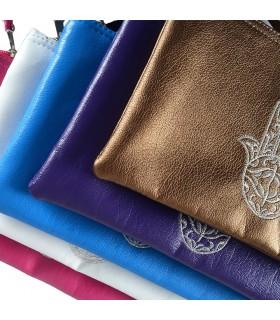 Spiel 3 Mehrzweck-Portfolios - Hand der Fatima - Tasche - Tasche - verschiedene Farben