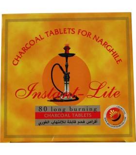 Liturgica Instant Lite - incenso di grano o carboncino narghilè