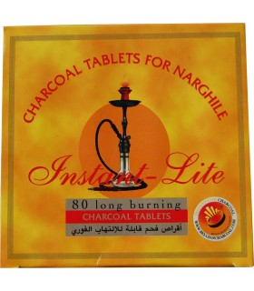 Coal Liturgical Instant Lite - Incense in grain or Narghile