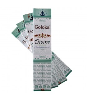 Goloka incense Divine - 15 gr - first quality