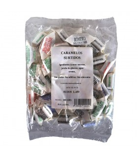 Caramelos Integrales de Miel - Sabores Surtidos - 200 gr