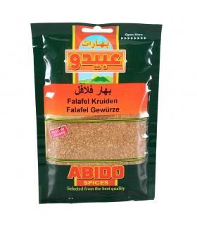 Especias - Falafel - Abido - Calidad Garantizada - 50 g