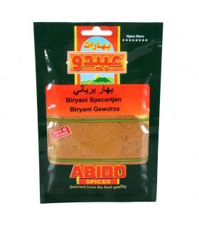 Especiarias - Biryani - Abydos - qualidade garantida - 50g