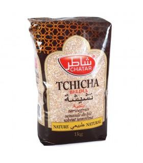 Tchicha Beldia - Sémola De Trigo Natural - 1 kg